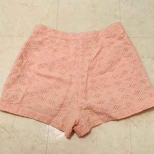 Forever 21 Embriodered Shorts!